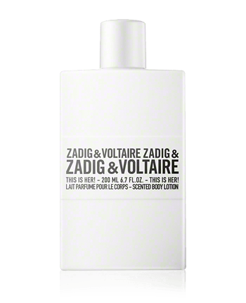 Zadig  And  Voltaire This is Her! Body Lotion