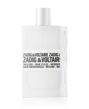 Zadig  And  Voltaire This is Her! Eau de Parfum Spray