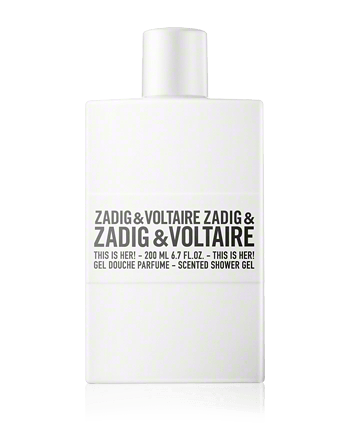 Zadig  And  Voltaire This is Her! Shower Gel