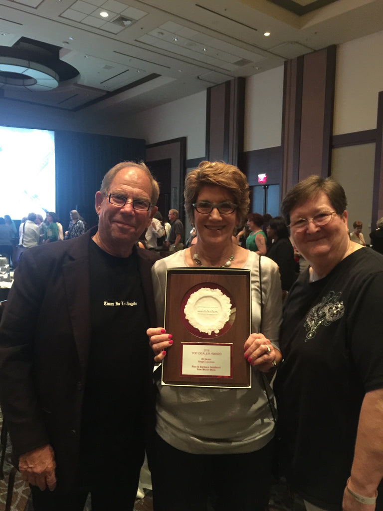 Sew Much More Receives Great Honor at BU!