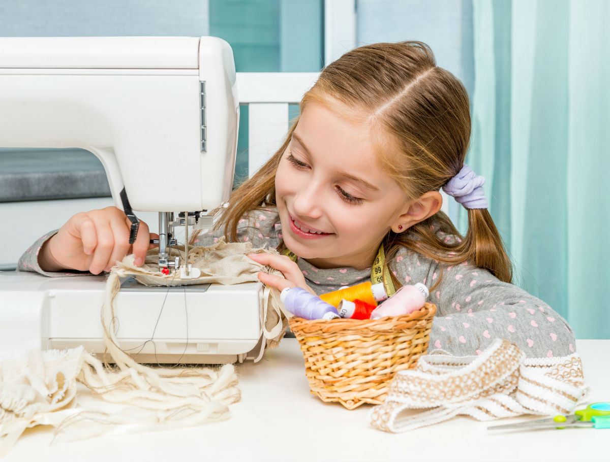 Sewing Classes for Kids 9-12