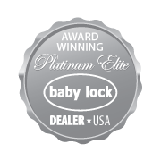 Baby Lock Platinum Elite
