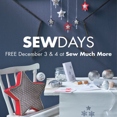 SewDays at Sew Much More