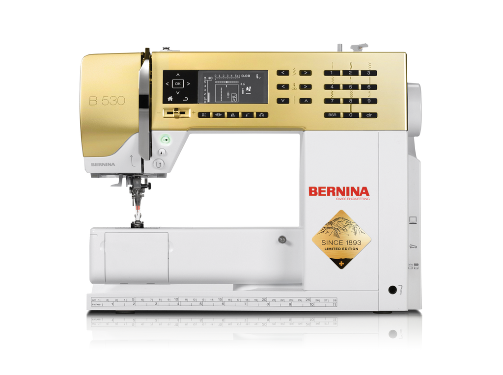 BERNINA 530 Golden Anniversary Special Edition