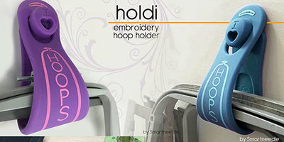 HOLDI Embroidery Hoops Holder