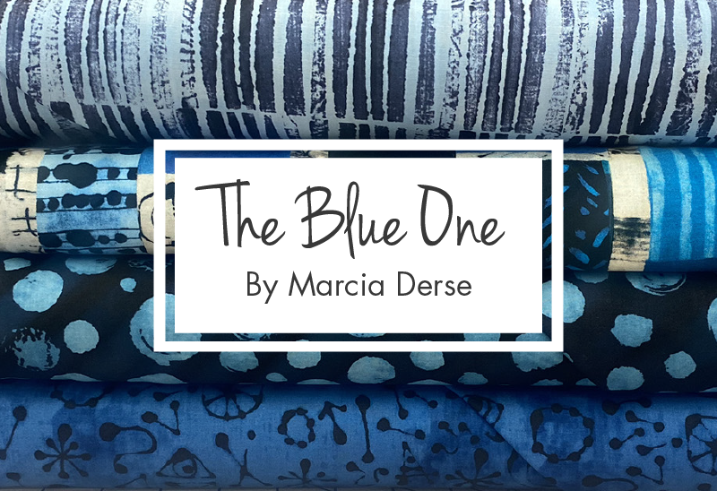 The Blue One by Marcia Derse