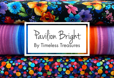Pavilion Brights by Timeless Treasures