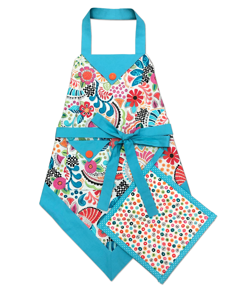 Sewing for Beginners: Cook's Apron