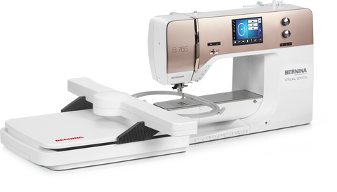 BERNINA 765SE Rose Gold