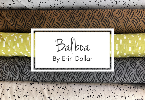 BALBOA By Erin Dollar