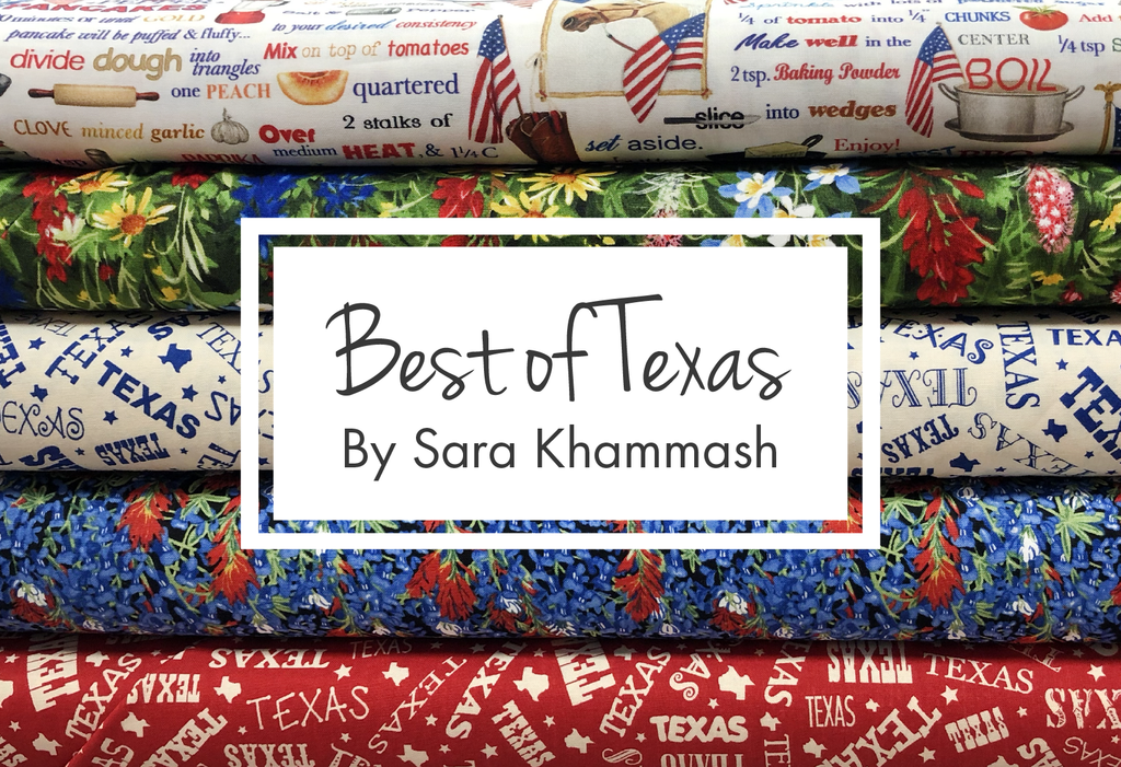 Best of Texas by Sara Khammash