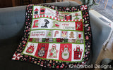 Kimberbell's We Whisk You a Merry Christmas Quilt