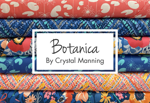 Botanica by Crystal Mannning