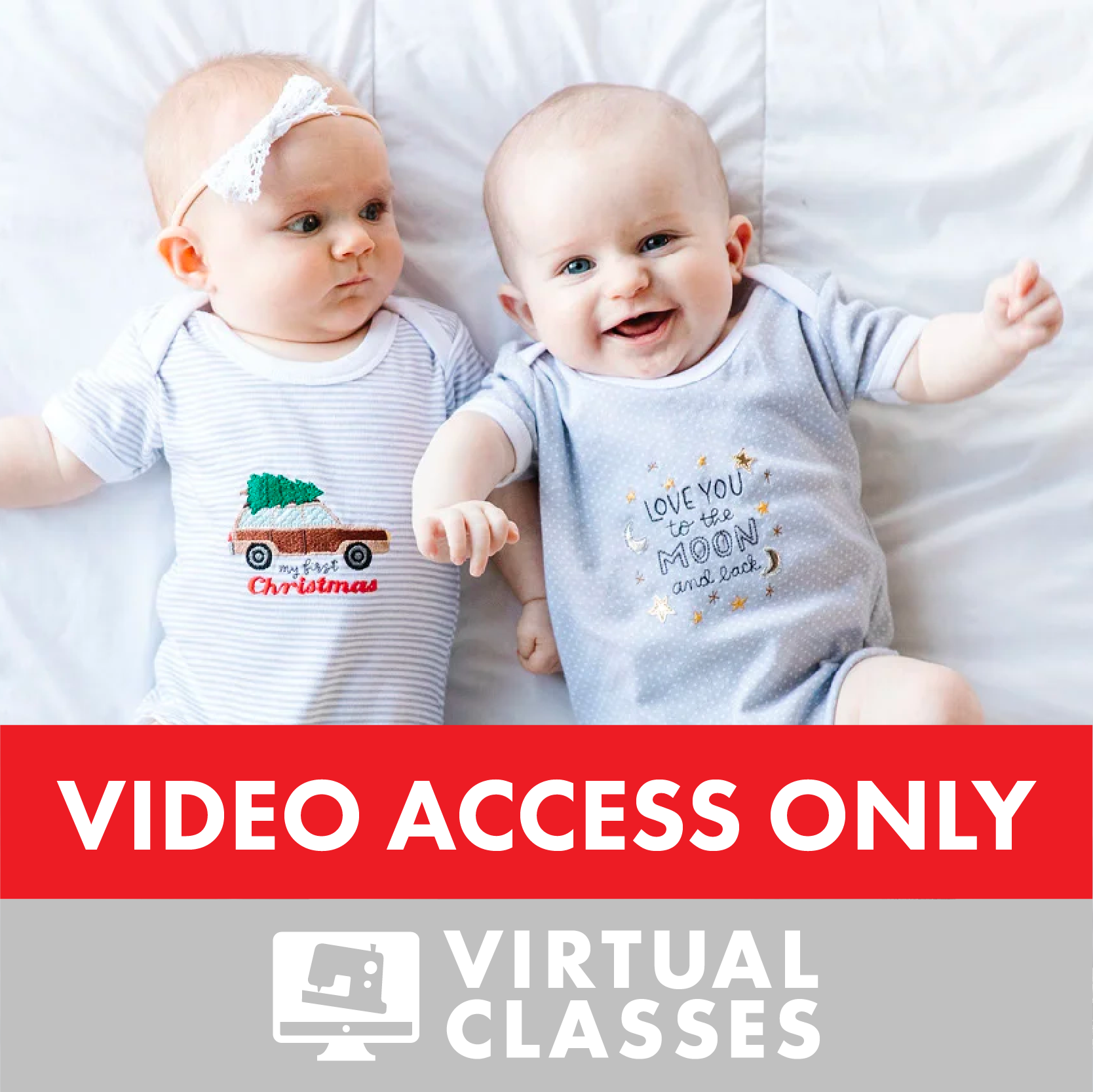 Virtual Class: Kimberbell Baby Onesies (Video Access Only)