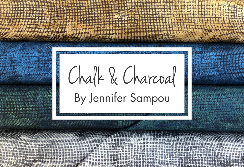 Chalk & Charcoal by Jennifer Sampou