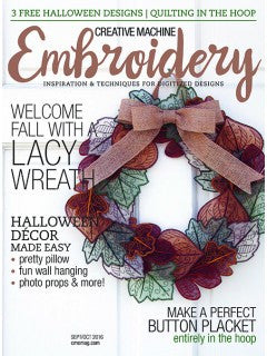Creative Embroidery Magazine