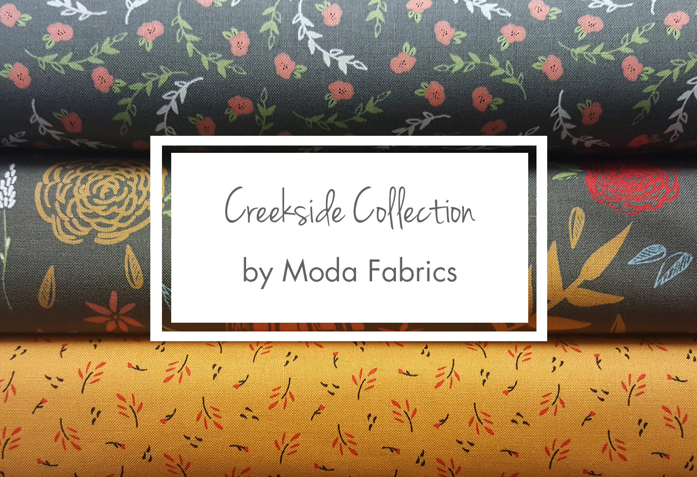 Sew much more sewing quilting machine store austin texas creekside collection from moda fabrics gumiabroncs Image collections