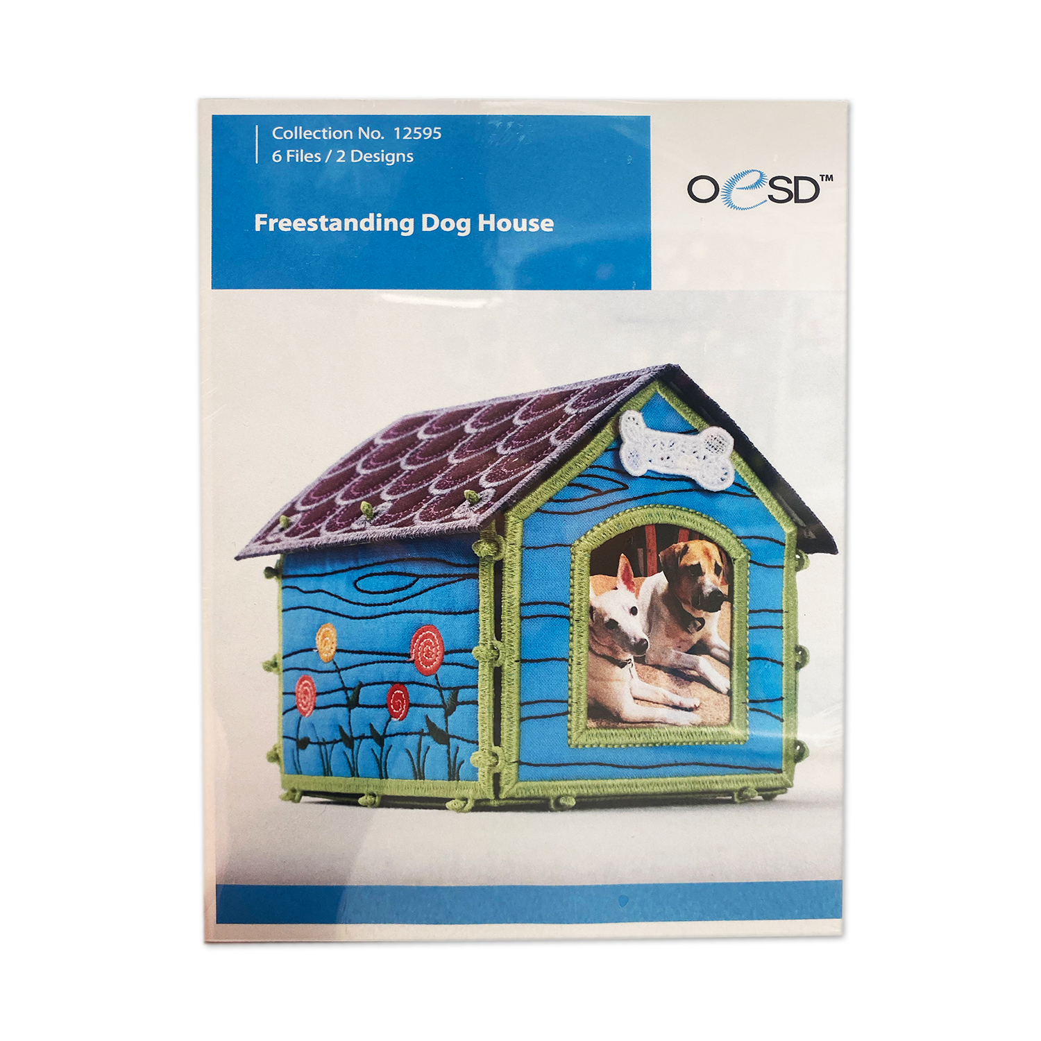 Freestanding Dog House - OESD