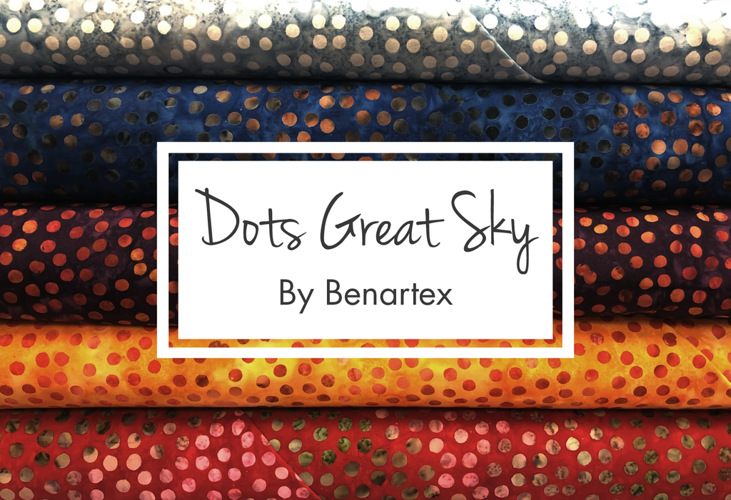 Dots Great Sky by Bernatex