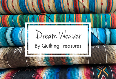 Dream Weaver by Quilting Treasures