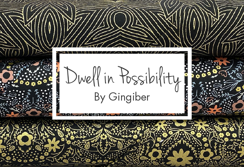 Dwell in Possibliity by Gingiber