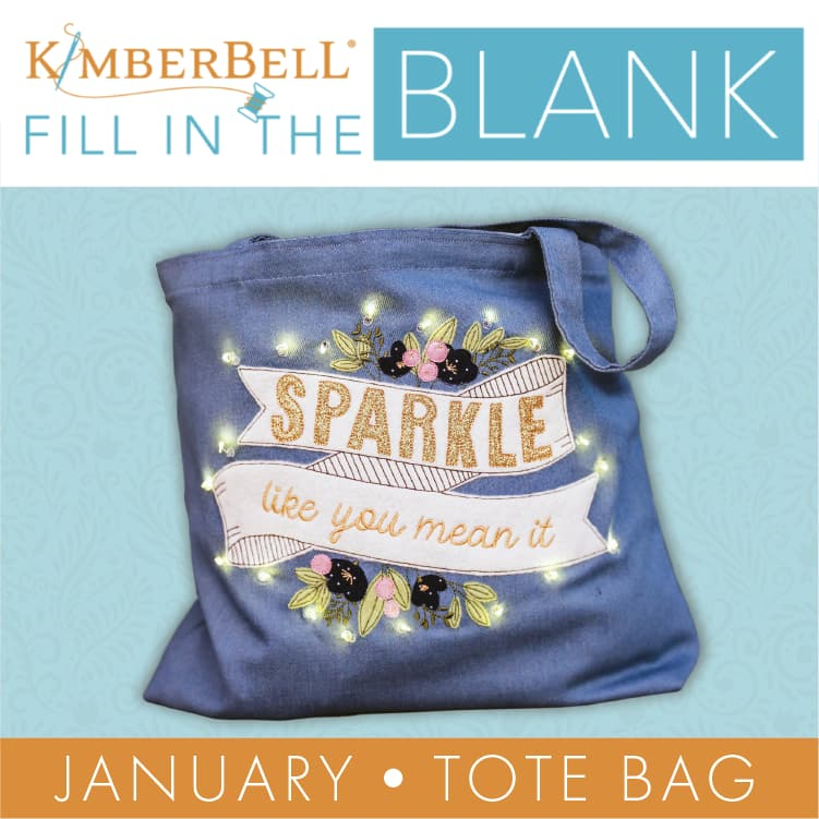 Kimberbell FIll in the Blank - JANUARY