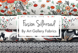 Fusion Silkroad by Art Gallery Fabrics