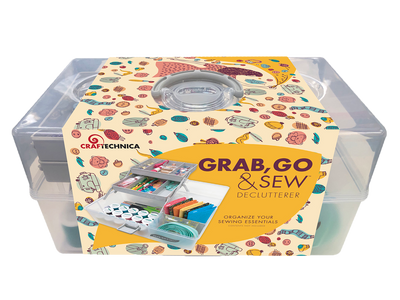Grab Go & Sew - Large