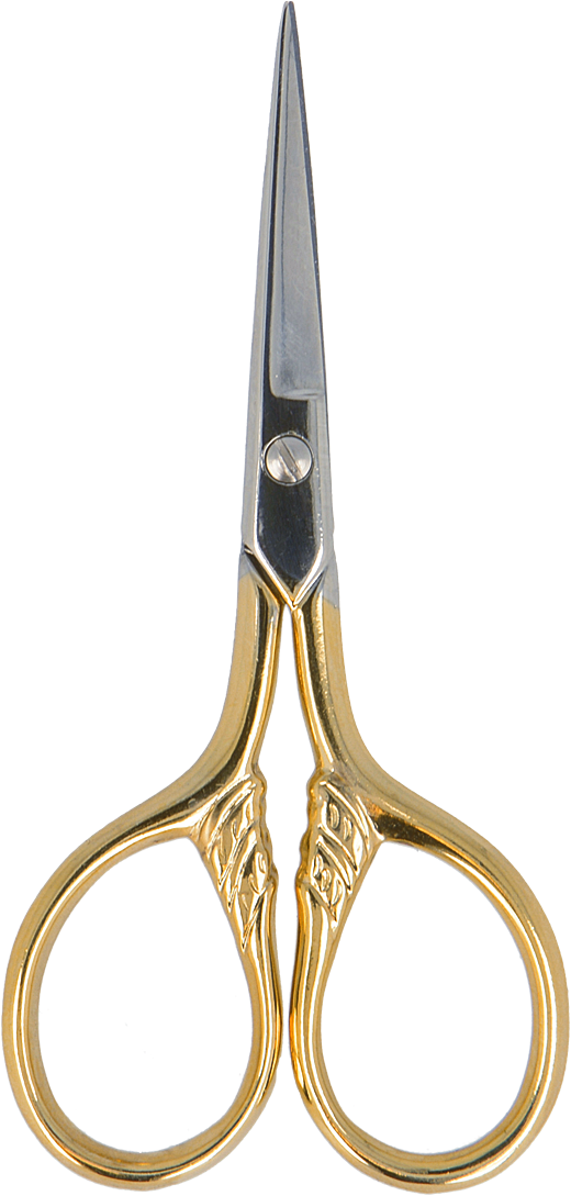 Gold Embroidery Scissors