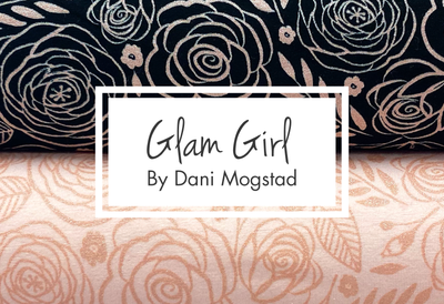 Glam Girl by Dani Mogstad