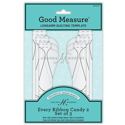 Good Measure Rulers - Every Ribbon Candy 2 (Set of 3)