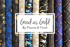 Shiny Objects - Good as Gold by Flaurie & Finch