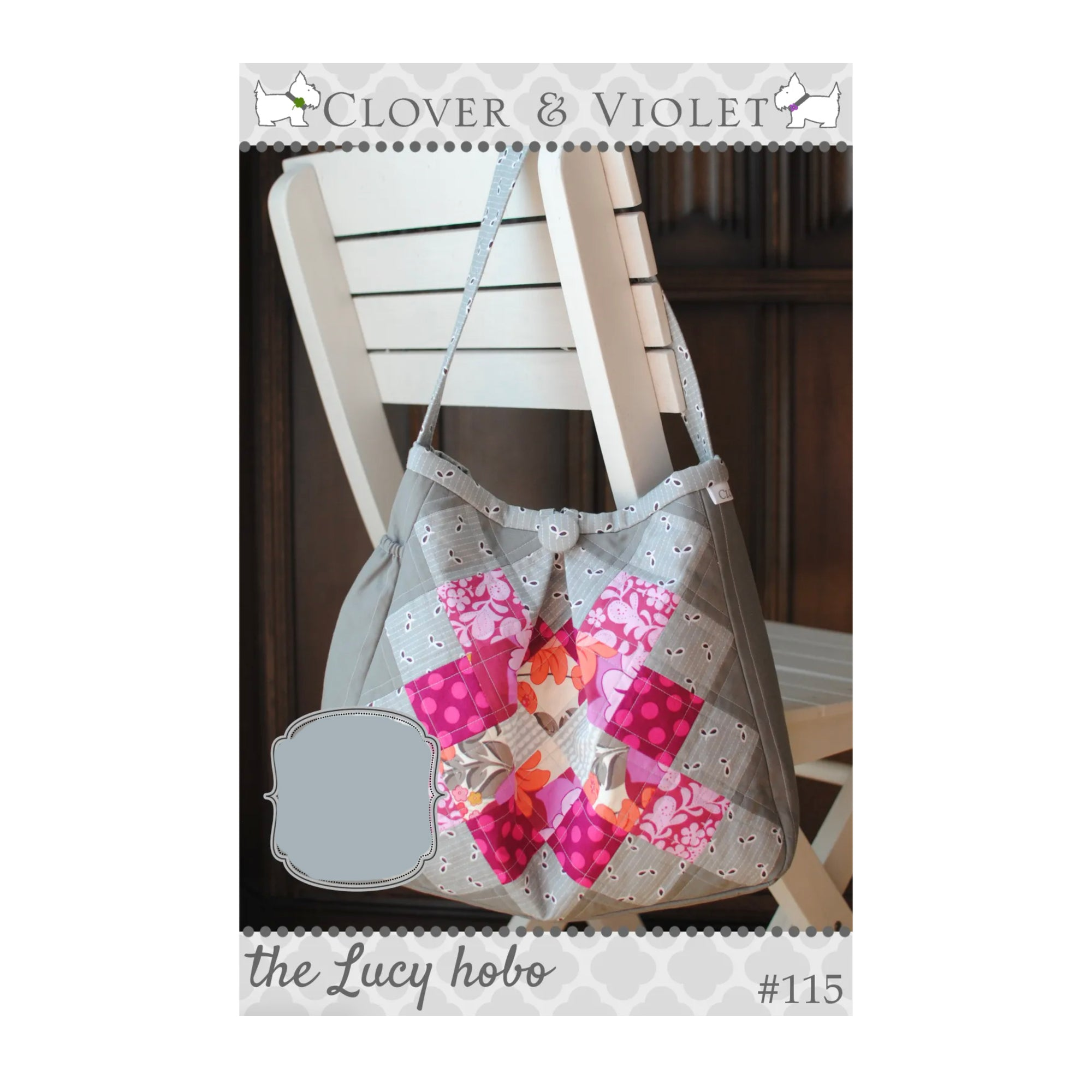The Lucy Handbag Pattern