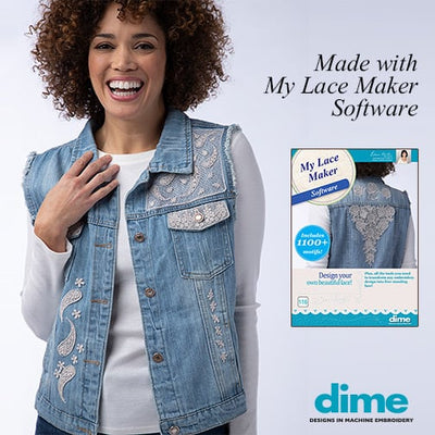 DIME My Lacemaker Software