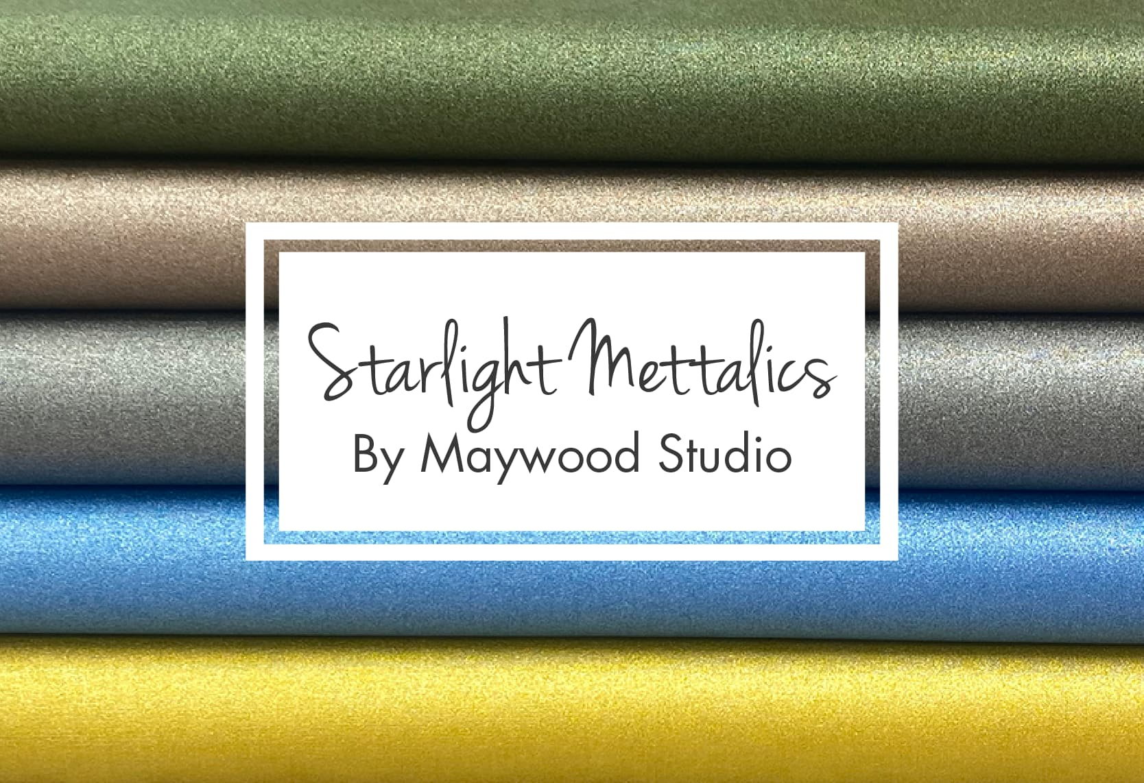 Starlight Metallics by Maywood Studio