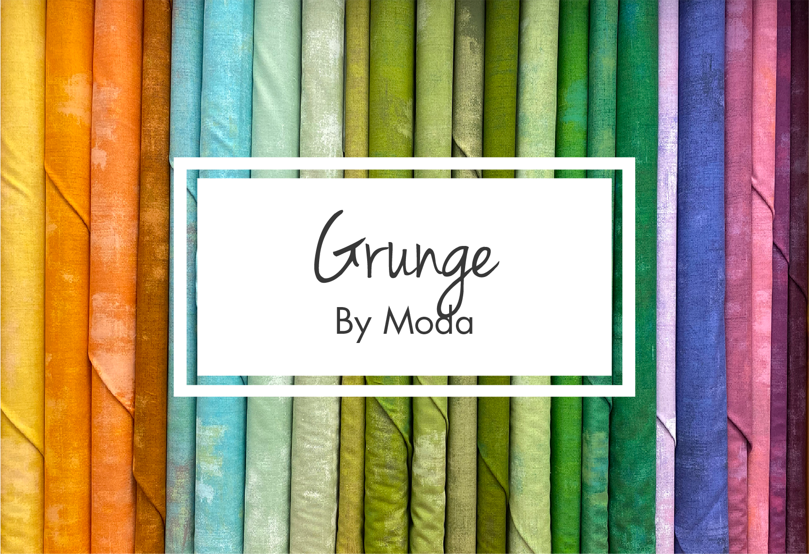 Grunge Solids by Moda