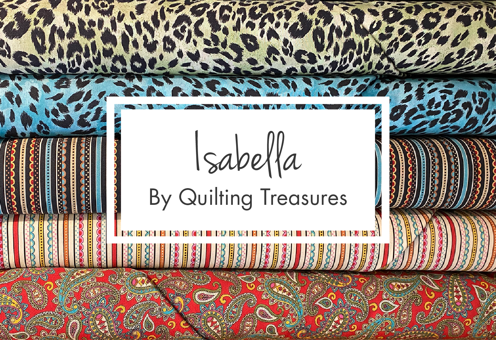 Isabella by Quilting Treasures