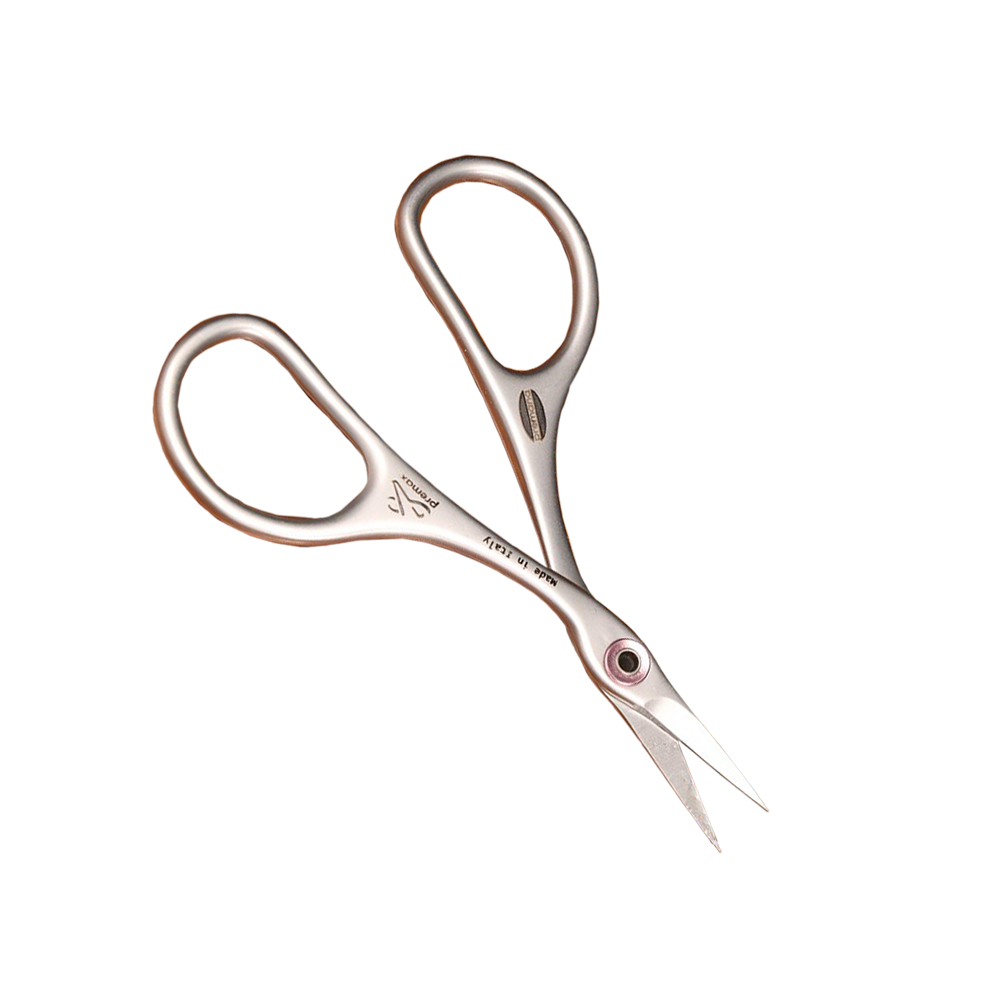 Premax Embroidery Scissors - Thin Curved-Tip