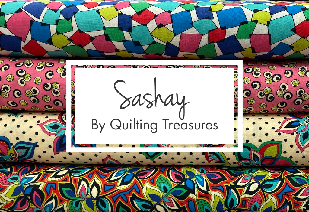 Sashay by Quilting Treasures