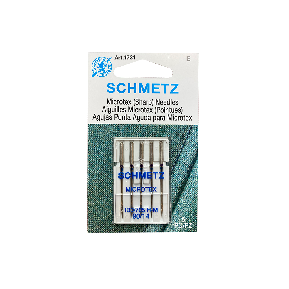 Schmetz Microtex (Sharp) Needles