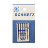 Schmetz Overlock Serger Needles - Chrome Finish 80/12