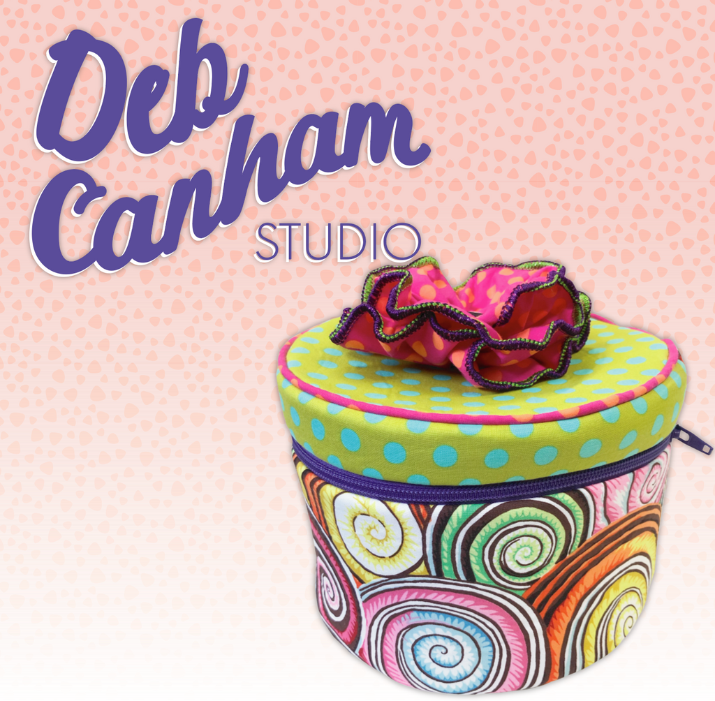 NEW DATES - Deb Canham Studio: 2019 Visit