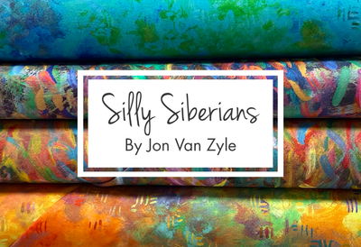 Silly Siberians by Jon Van Zyle