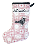 Solaris IQ Designer Christmas Stocking