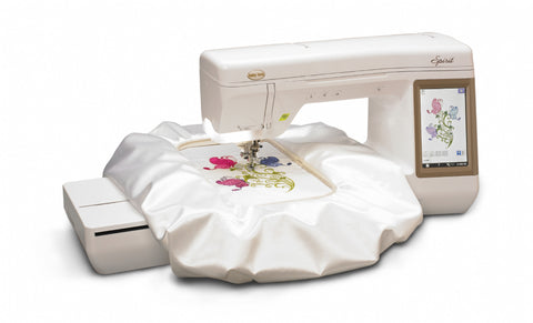 Baby Lock Advanced Model Embroidery Training