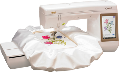 Baby Lock Mid-Line Embroidery Training