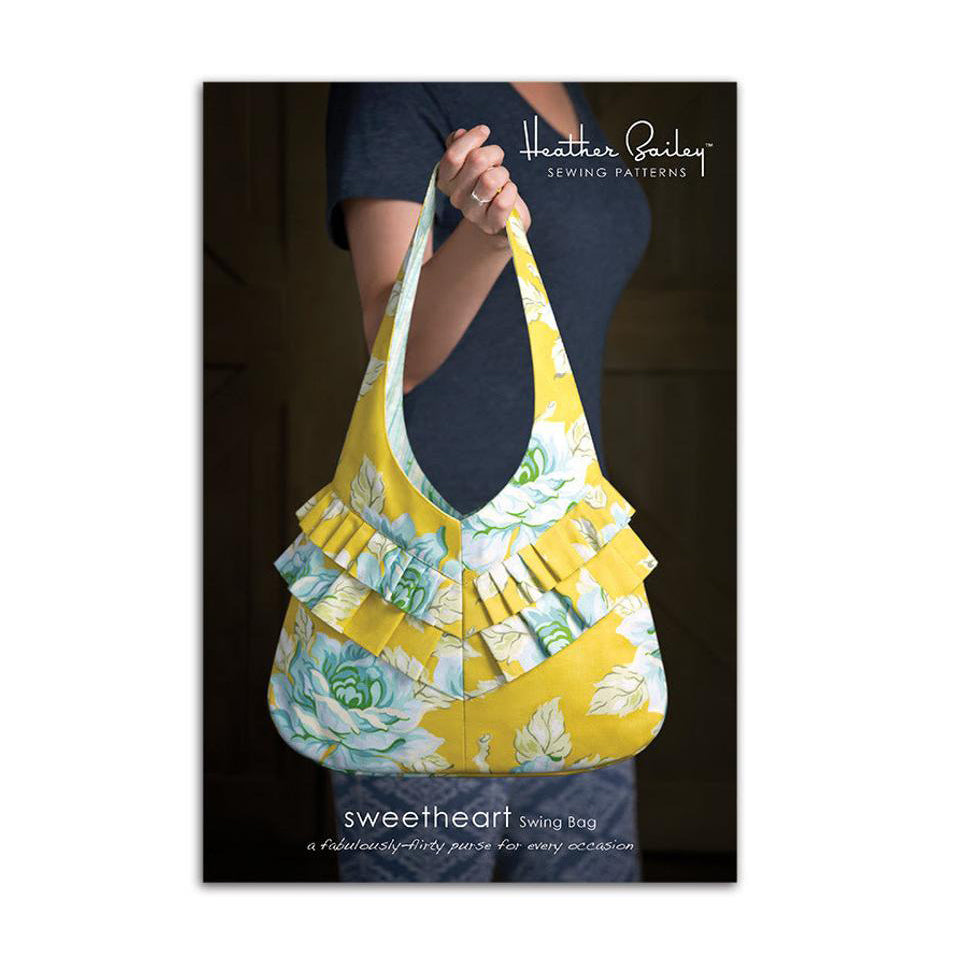 Sweetheart Swing Bag Pattern
