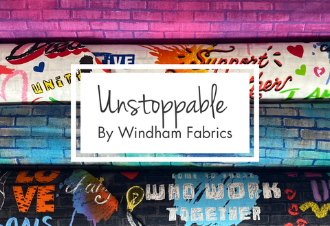 Unstoppable by Windham Fabrics