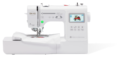 Baby Lock Mid-line Sewing Machine Training