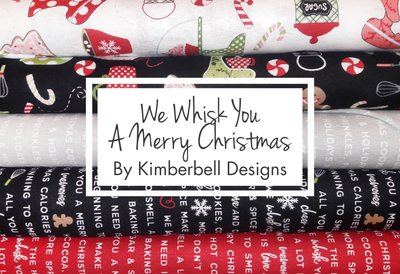 We Whisk You A Merry Christmas by Kimberbell Designs